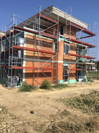 Szerkezet kész épület