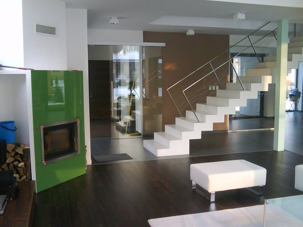 Minimal design belső tér