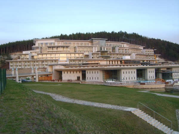 Hotel Saliris Egerszalók