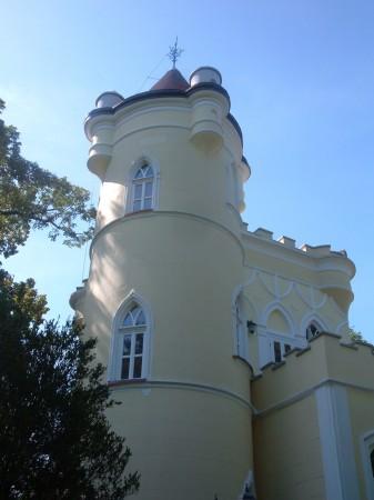 Lépcsőház torony