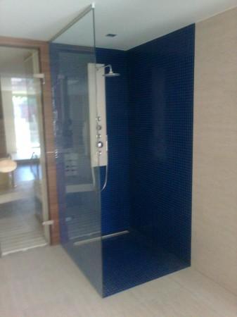Zuhany panel, üvegajtó