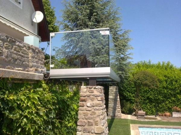 Üvegterasz, üvegkorlát 6
