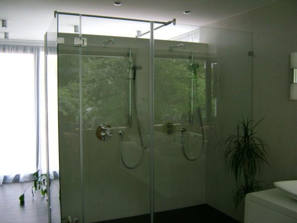 Kettős zuhanykabin