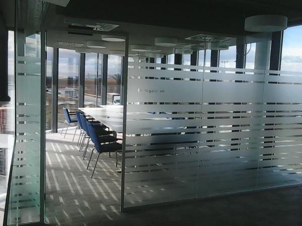 Irodák belső kialakítása